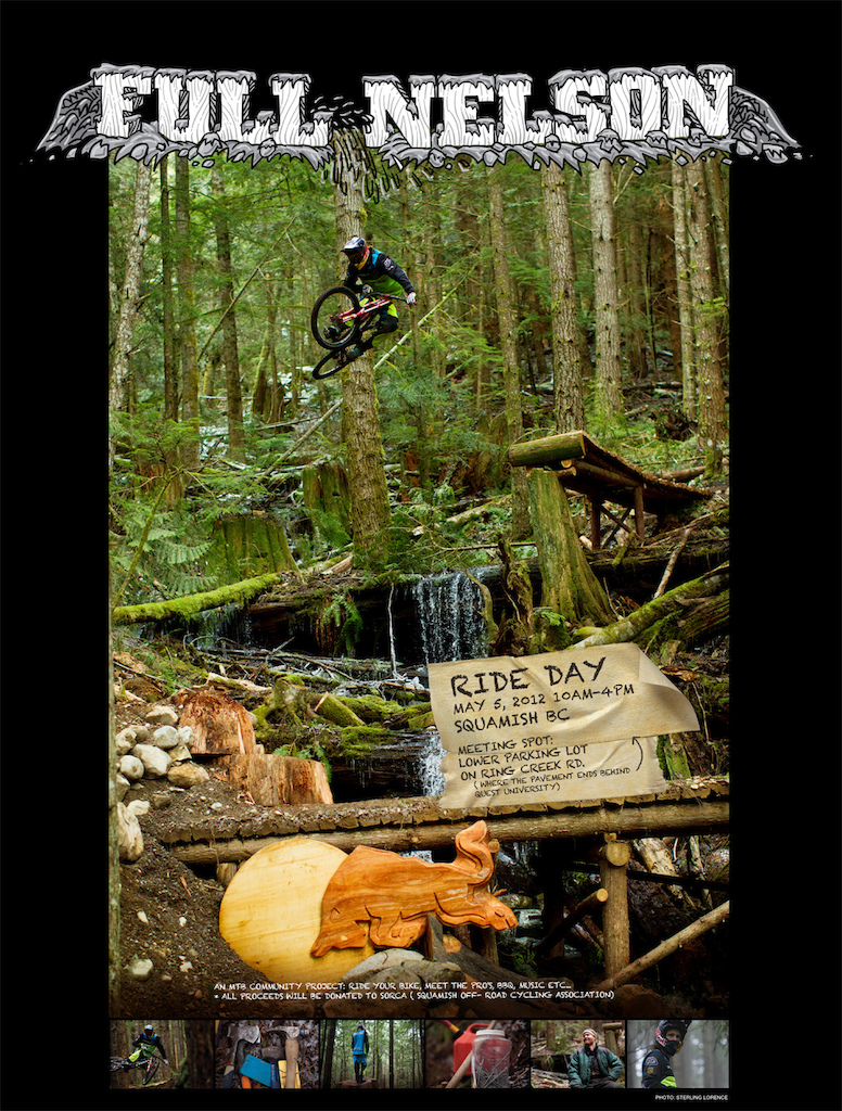 Full Nelson Ride Day Poster