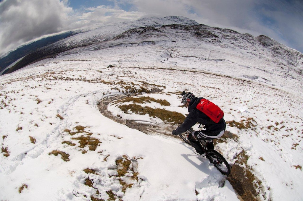 Photo from the Mojo Trail Diaries film shoot with MTBcut by Andy McCandlish