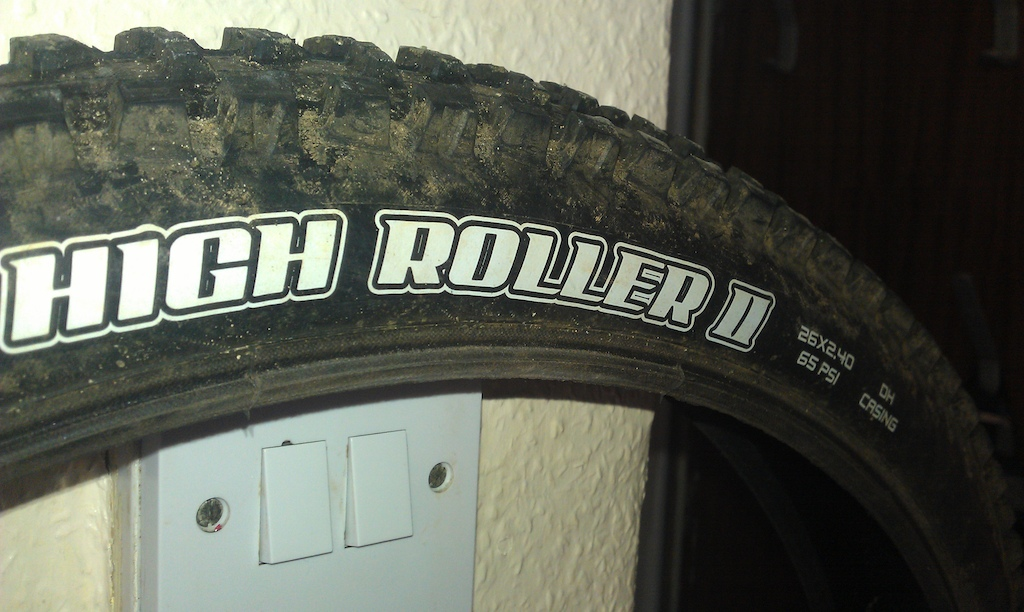 Maxxis High roller 2 for sale