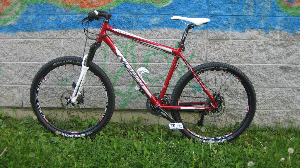 Norco Bushpilot With Serious Upgrade