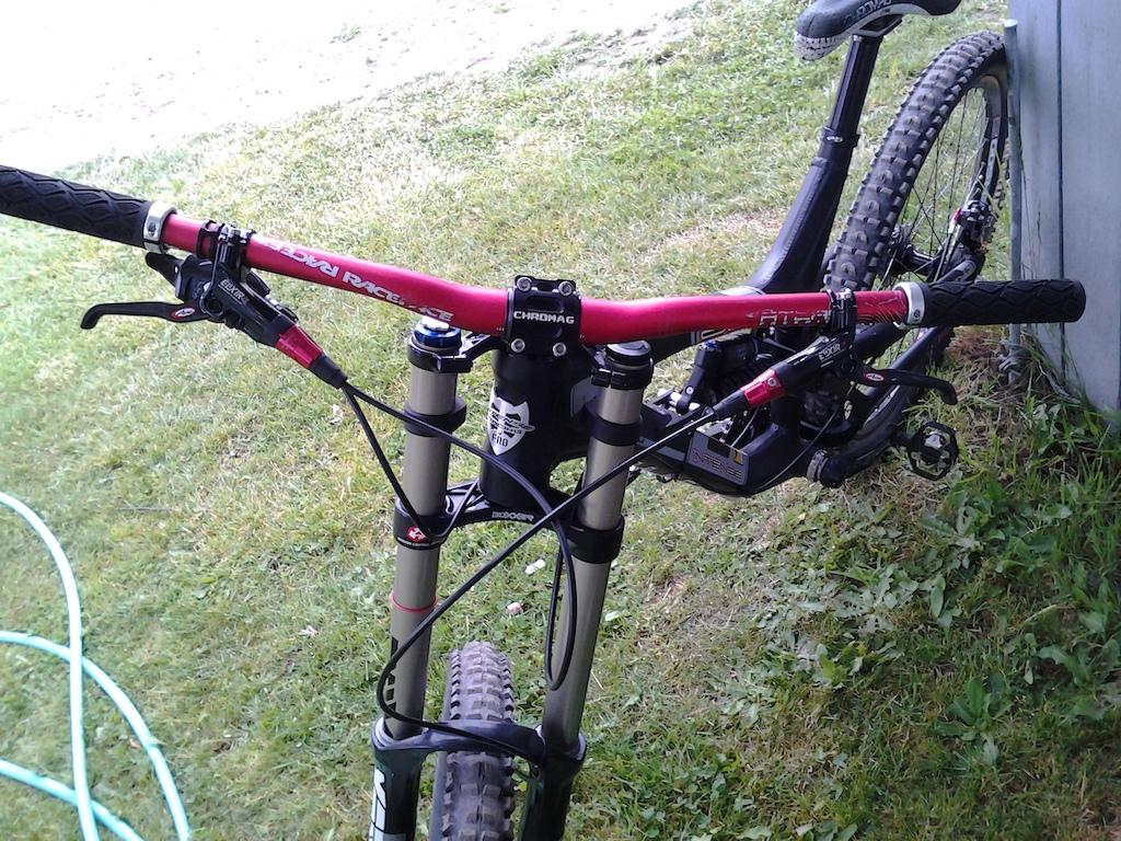 My New DH bike