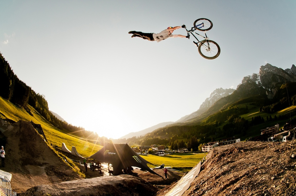 Our team riders headed to 26Trix 2012 contest to ride those lovely jumps. Szymon even placed 7th in this Gold stop of FMBA World Tour Photo credit wolisphoto.com