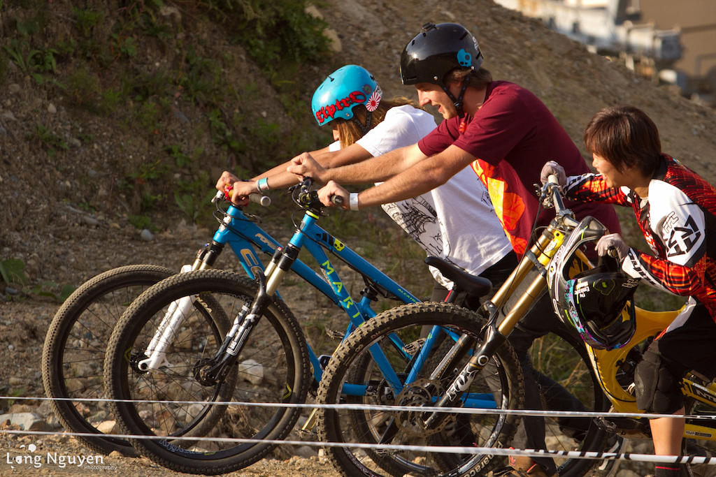 Andrew Taylor from Marin Bikes heads to Japan for the Jagaround Mountain Bike Festival.