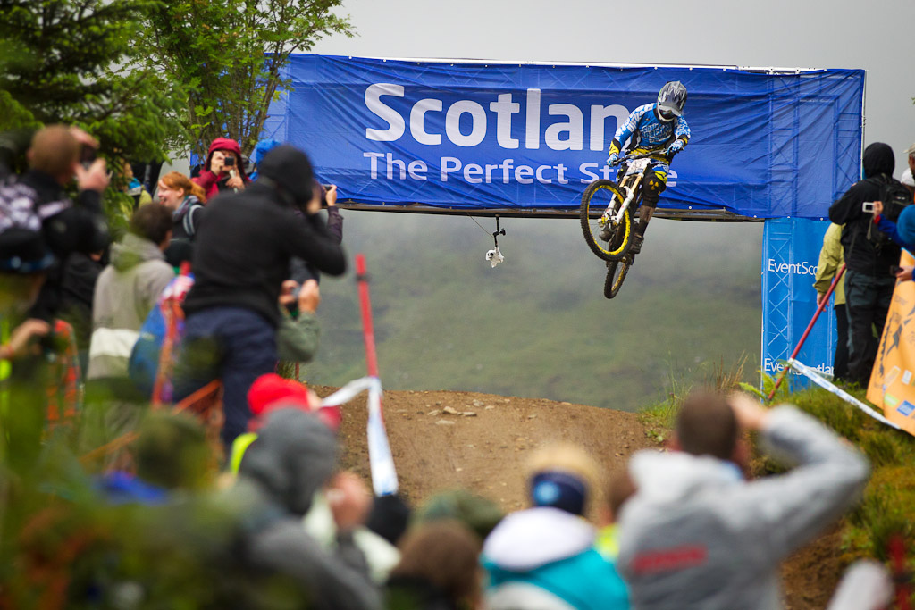 Race day in Fort William