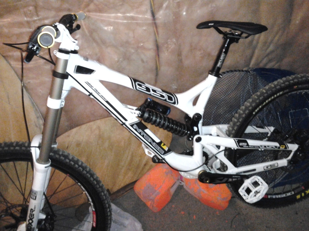 New DH Bike