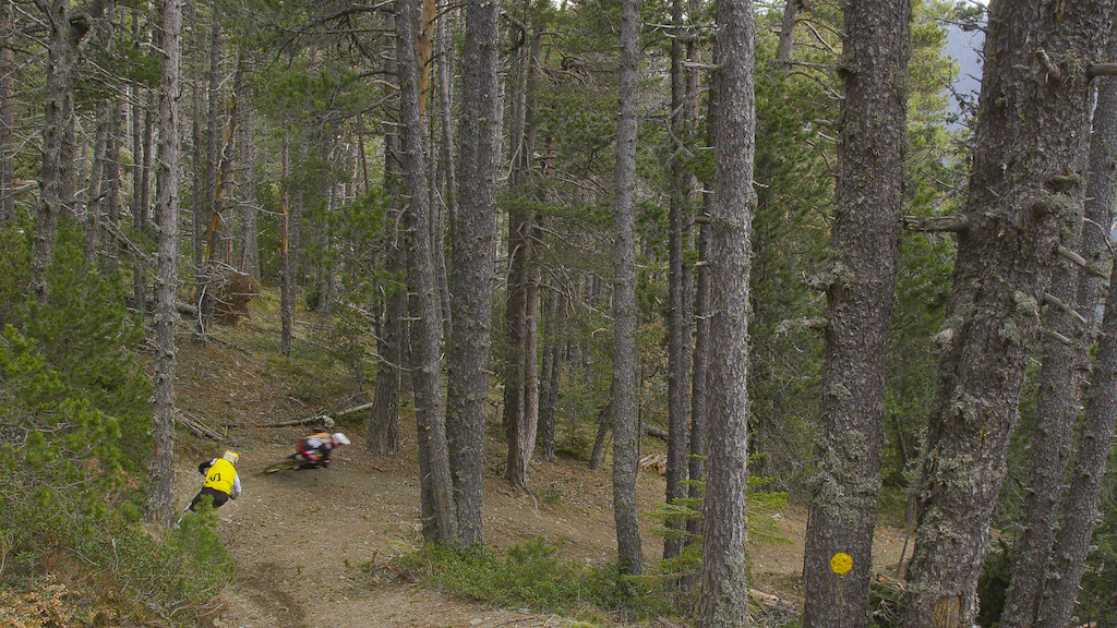 "Fab and Cedric share ""la vie MTB"" in Ced's chosen land of terrain and trail."