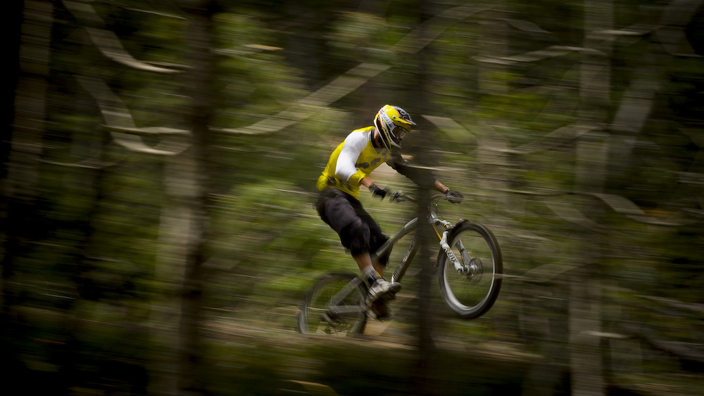 Fab and Cedric share la vie MTB in Ced s chosen land of terrain and trail.