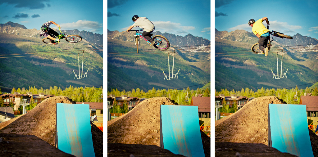 Photos from the 2012 Teva Mountain Games Slopestyle in Vail Colorado - Laurence CE - www.laurence-ce.com