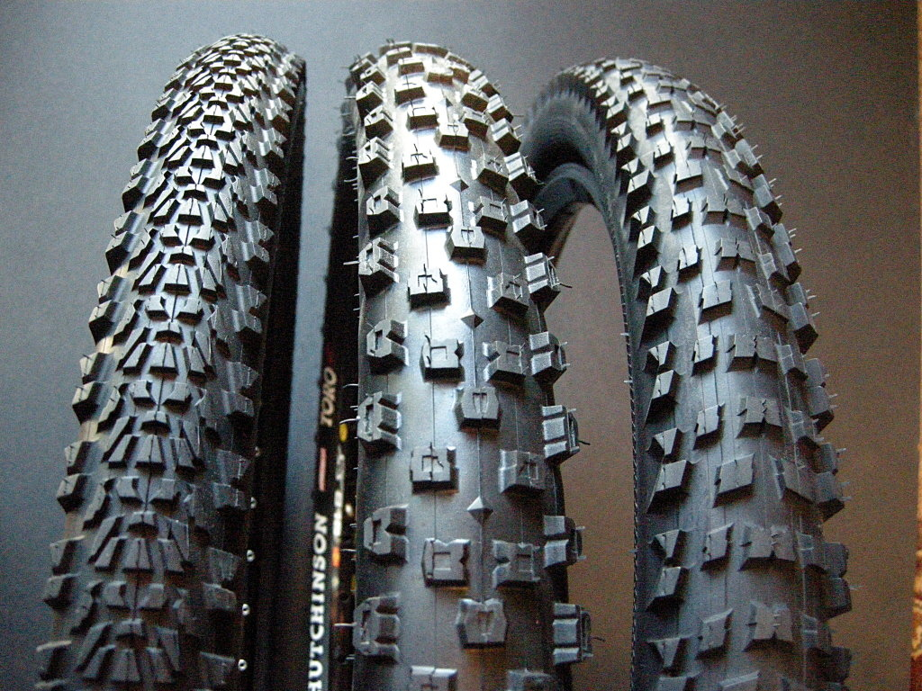 Hutchinson Cobra, Toro and Cougar Trail, All-mountain and DH tires