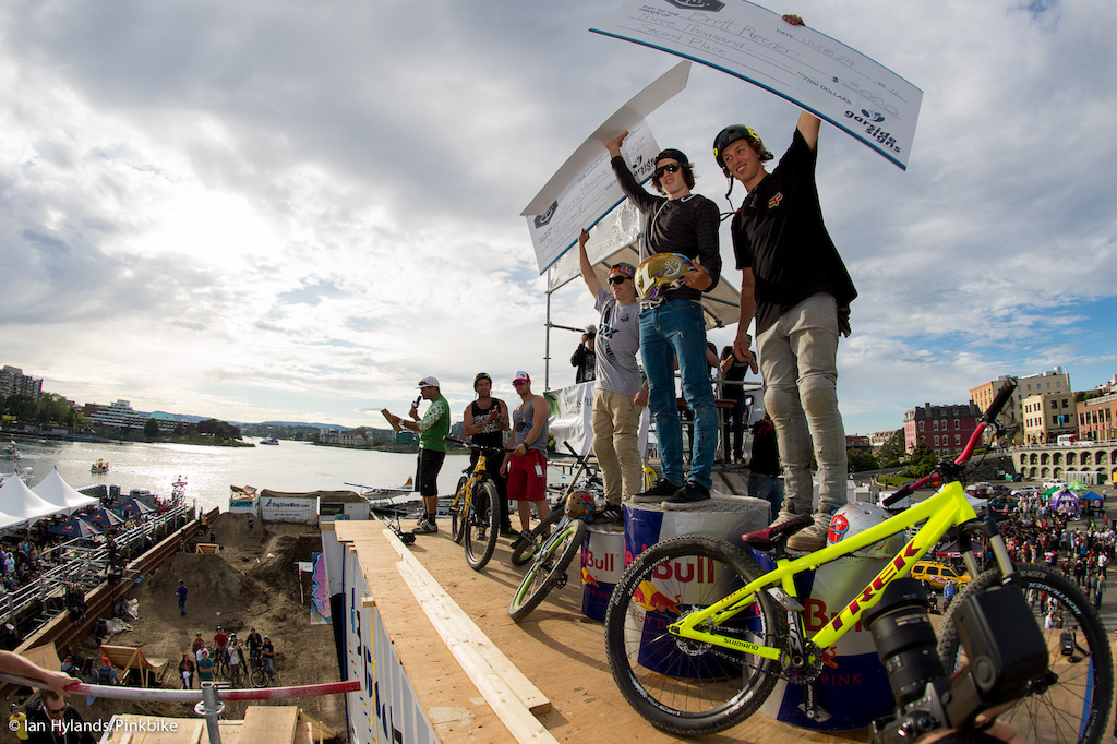 Jumpship 2012 in Victoria BC