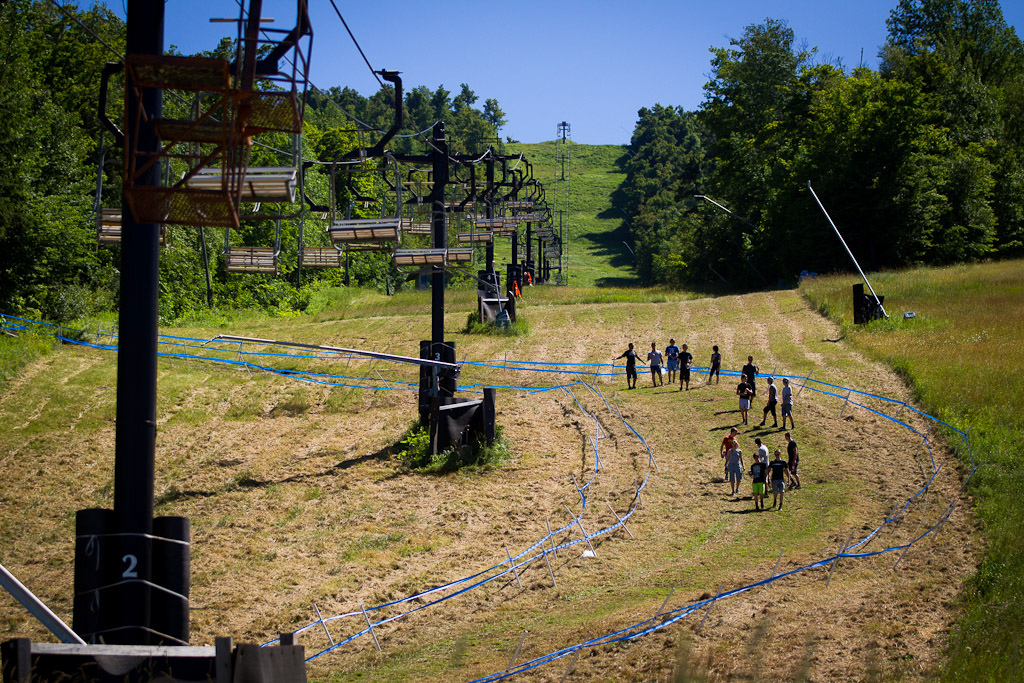 Day One from Windham 2012