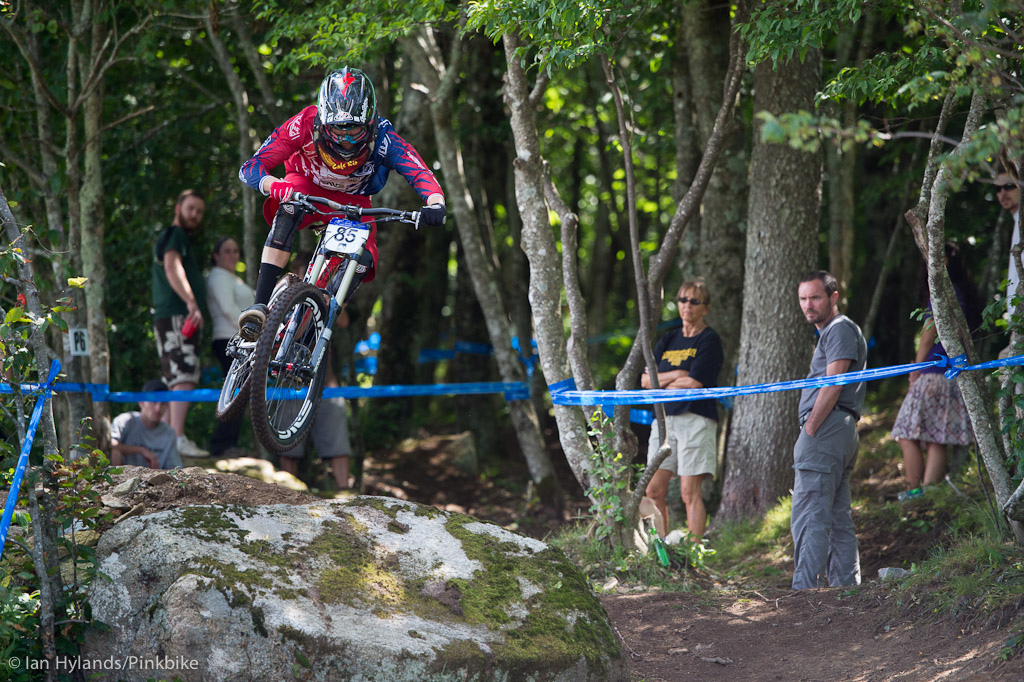 Specialized rider Cody Kelley 4th place in Pro Slalom and 2nd in JrX DH