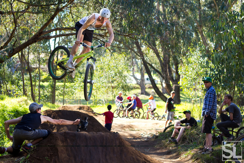 Dirt Jump Jam for How WA Roll