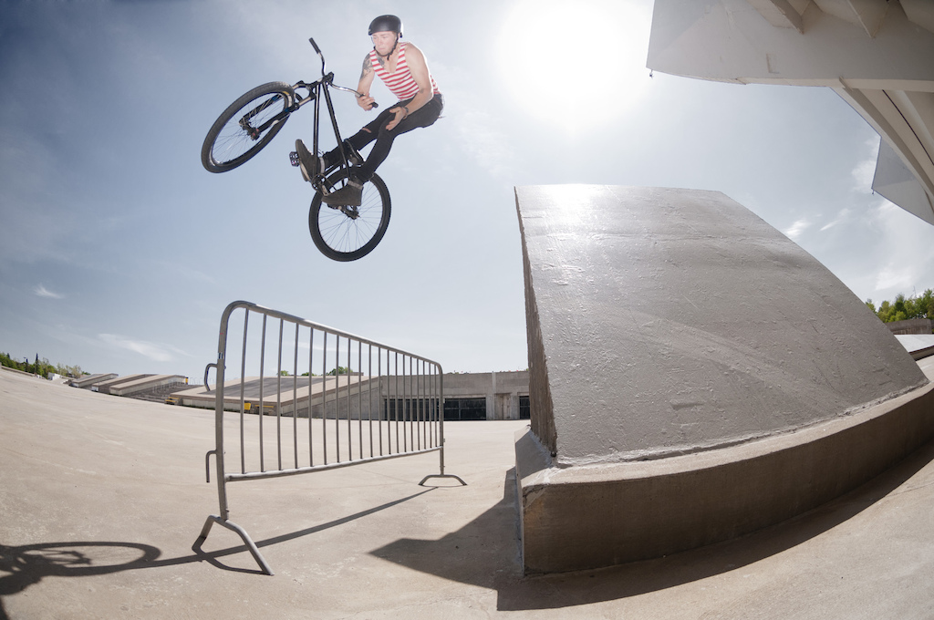 180 bar over the fence