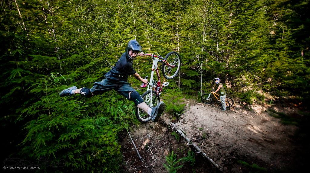 Photos from our day of filming in Squamish.