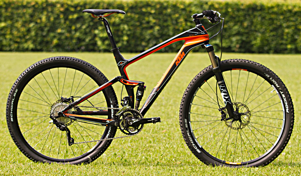 Ktm 2013 Media Launch First Rides On The Scarp Carbon 29 Lycan