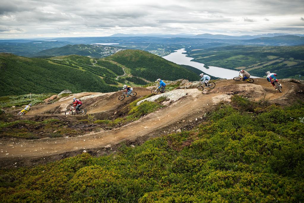 Easy Rider, Åre, Sweden. Photo & copyright Lappikuva - Jani Kärppä