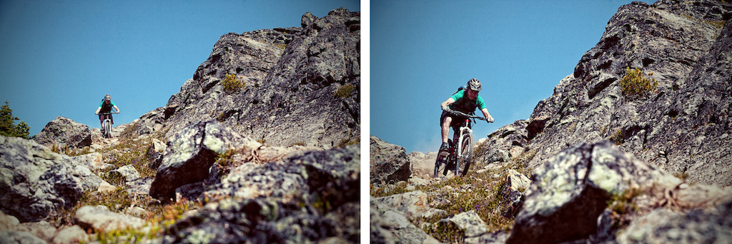 SRAM XX1 at Whistler. Photo by Adrian Marcoux.