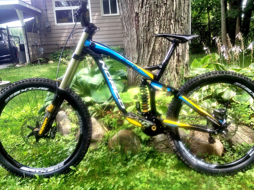 2012 Norco Aurum Dirt Edition Small