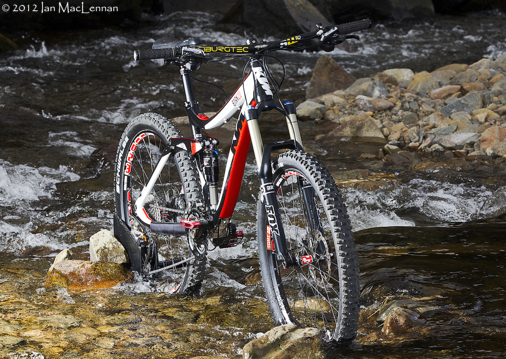 KTM Bark 20 test images by Ian MacLennan
