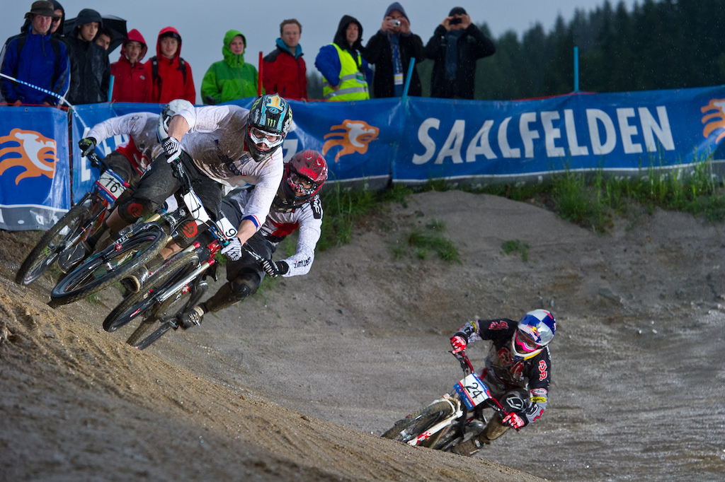It s going to be odd seeing a 4X World Champs without Jared Graves smashing the opening gate and gunning the hole shot. Next to Lopes in his prime Graves was the best bet for a win anytime he stepped into the starting gate.