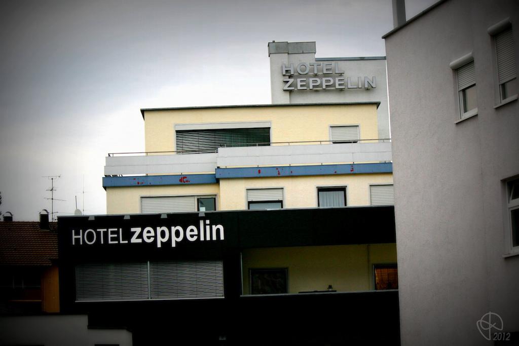 Hotel Zeppelin in Friedrichshafen Germany