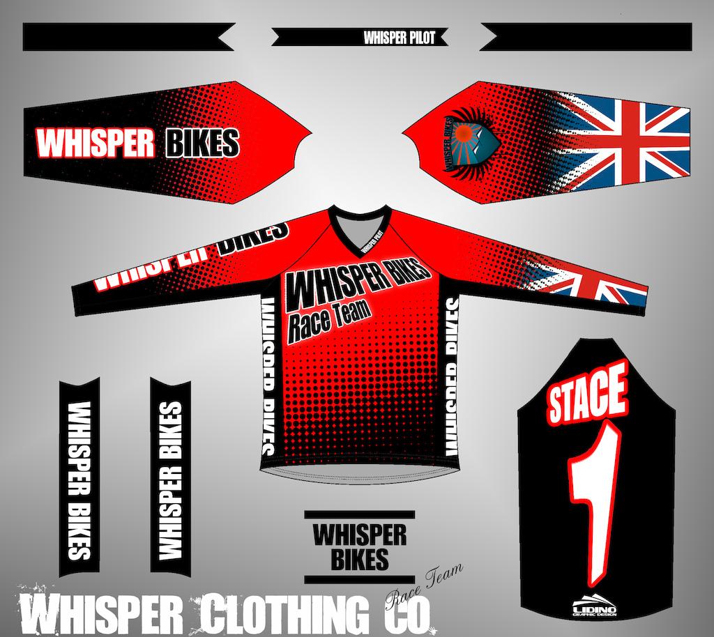 race team jerseys (samples)