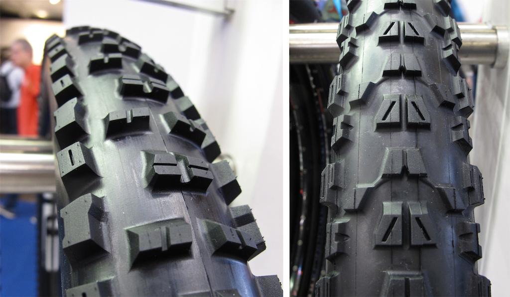 Maxxis Highroller II and Ardent 27.5'' tires