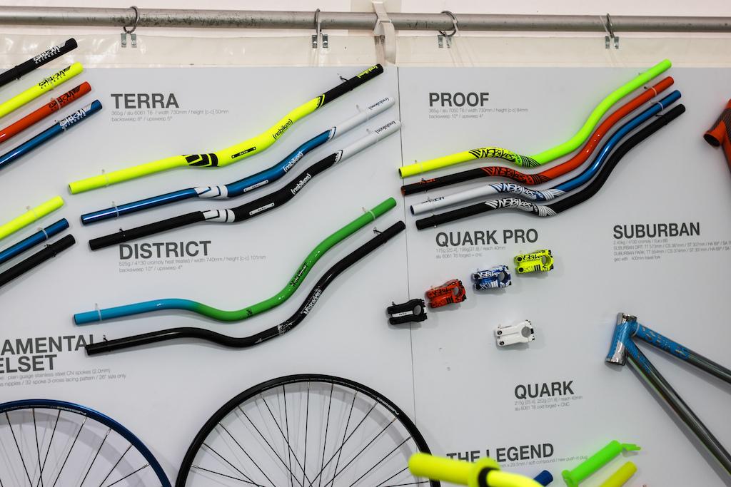 Ns Bikes 2013 Parts And Frames At Eurobike 2012 In Friedrichshafen