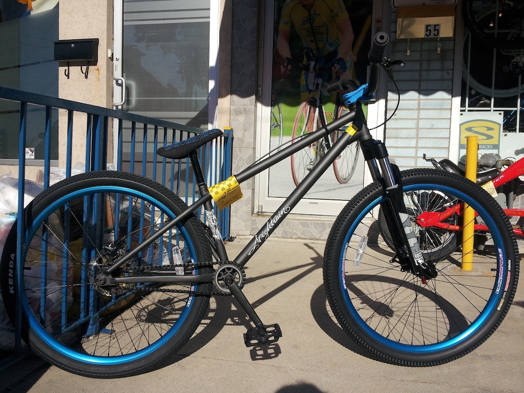 Eastern Nightrain complete bike