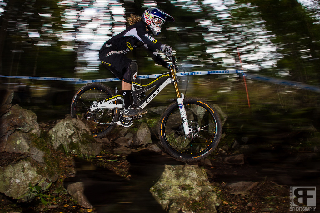 Racehl Atherton was untouchable all week and took home both the win and the World Cup overall by beating Emmeline Ragot of France.