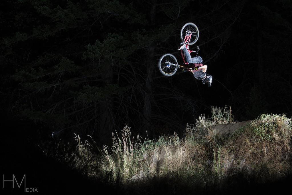 Big bike flip