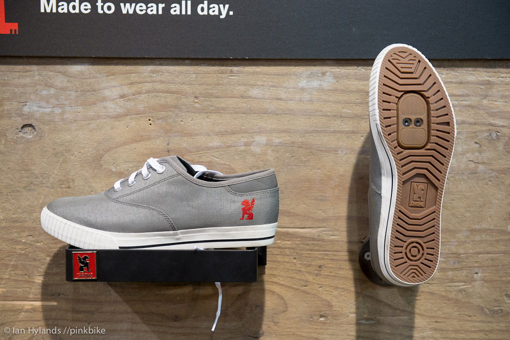 another pair of clip casual shoes this pair from Chrome