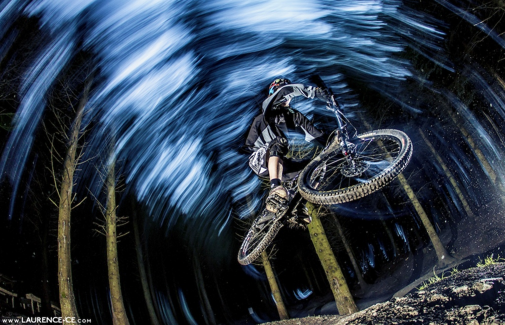 "Tomos getting abit of evening winter riding on  - ""Stories""// Find it at www.laurence-ce.com // Laurence CE"