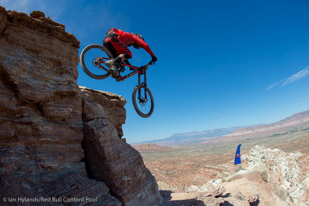 Cam McCaul has been hard at work building and practicing. And he s looking strong and confident here at Rampage.