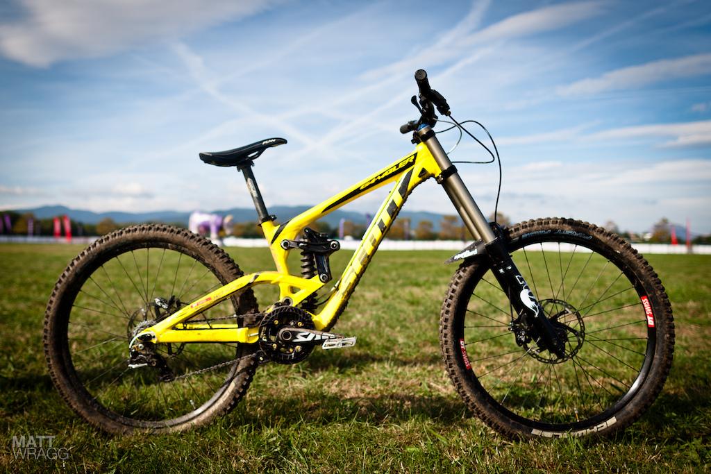 Schwalbe s test bike