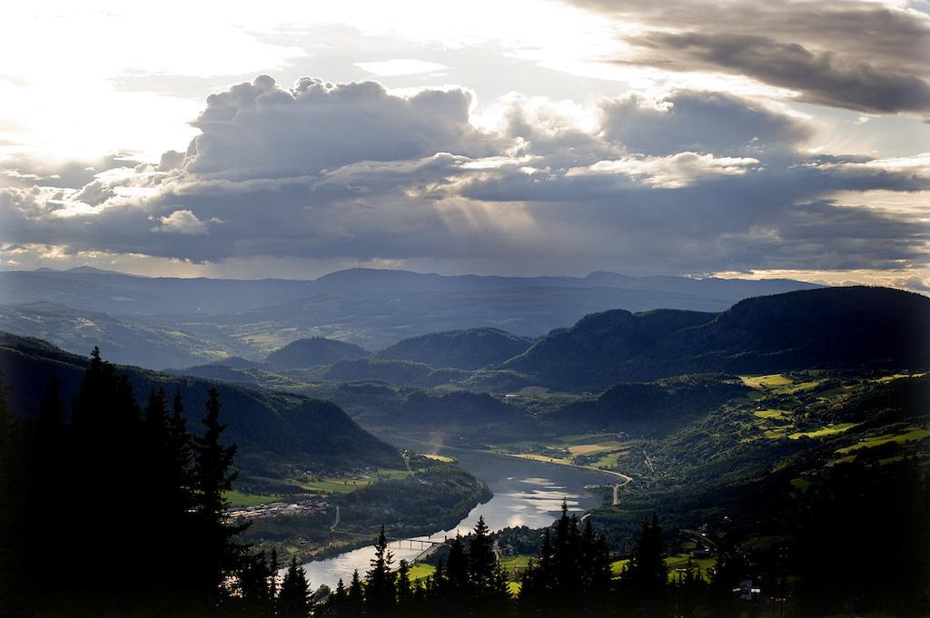 Hafjell of Norway.