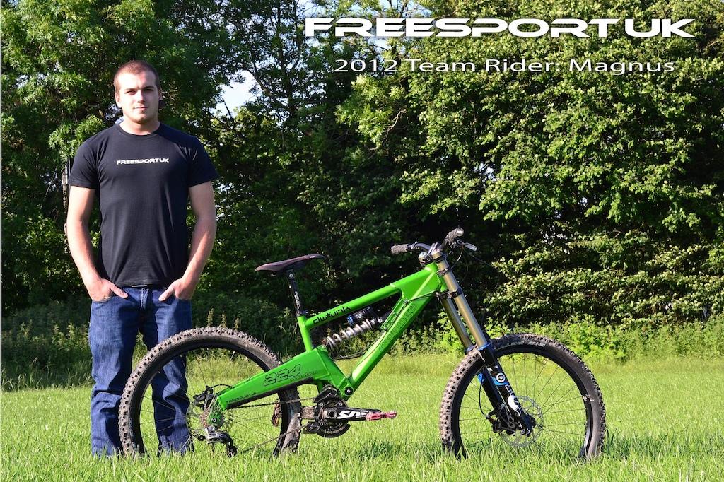 Magnus Goddard Jones / Team FreesportUK