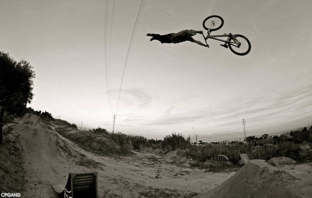 Xavi and Andreu have the best supermans in mountain biking. thats it.  Follow: http://www.facebook.com/CPGANG