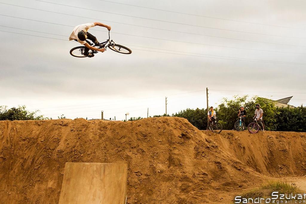 three photo:Sandro Szukat, www.ridingspirit.com