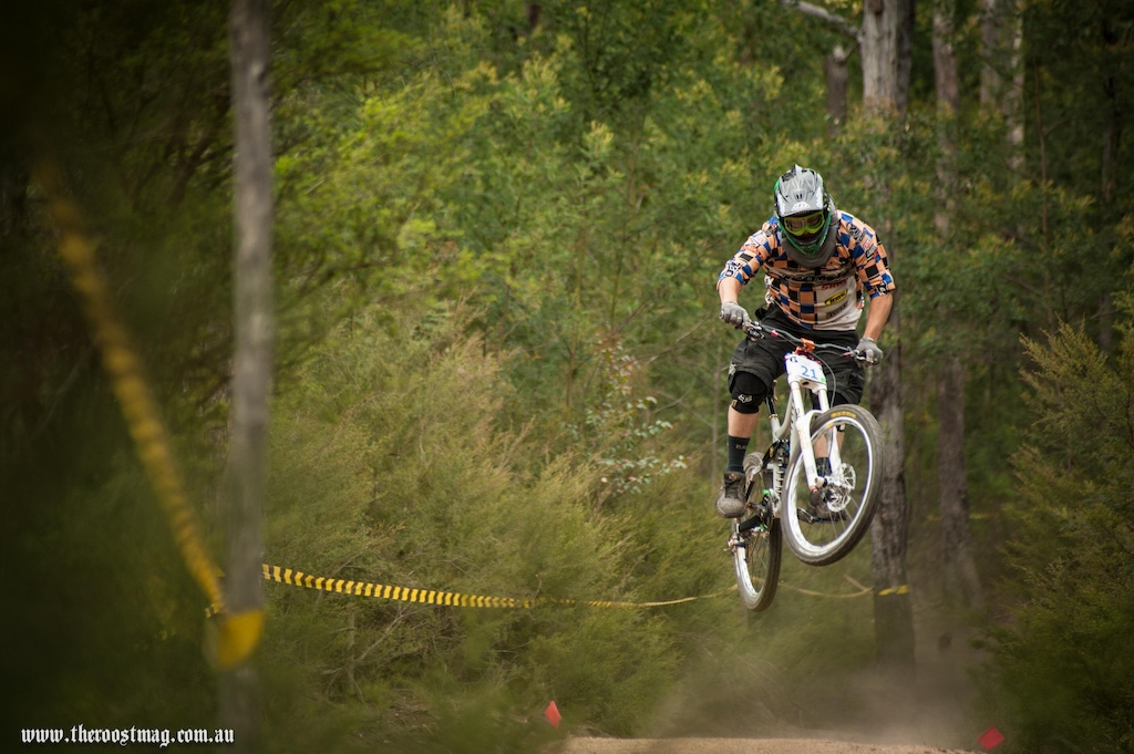 Photo by Rob Conroy www.theroostmag.com.au www.facebook.com/KonaFactoryTeamAU