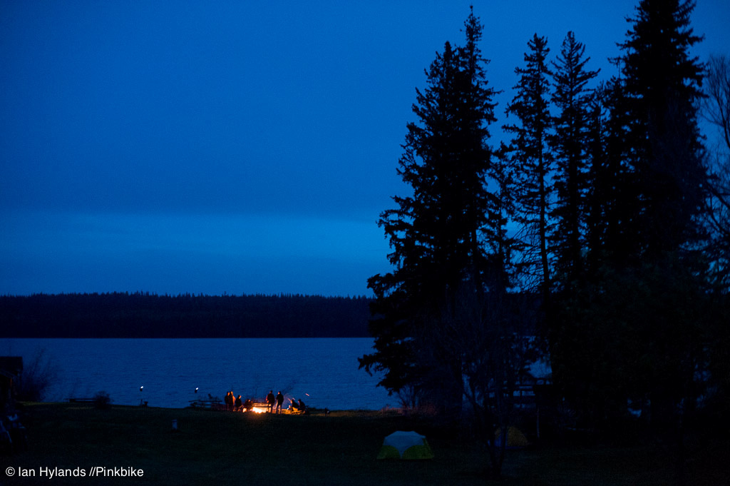 May Long weekend at the Peel Out event in Wiliams Lake BC.