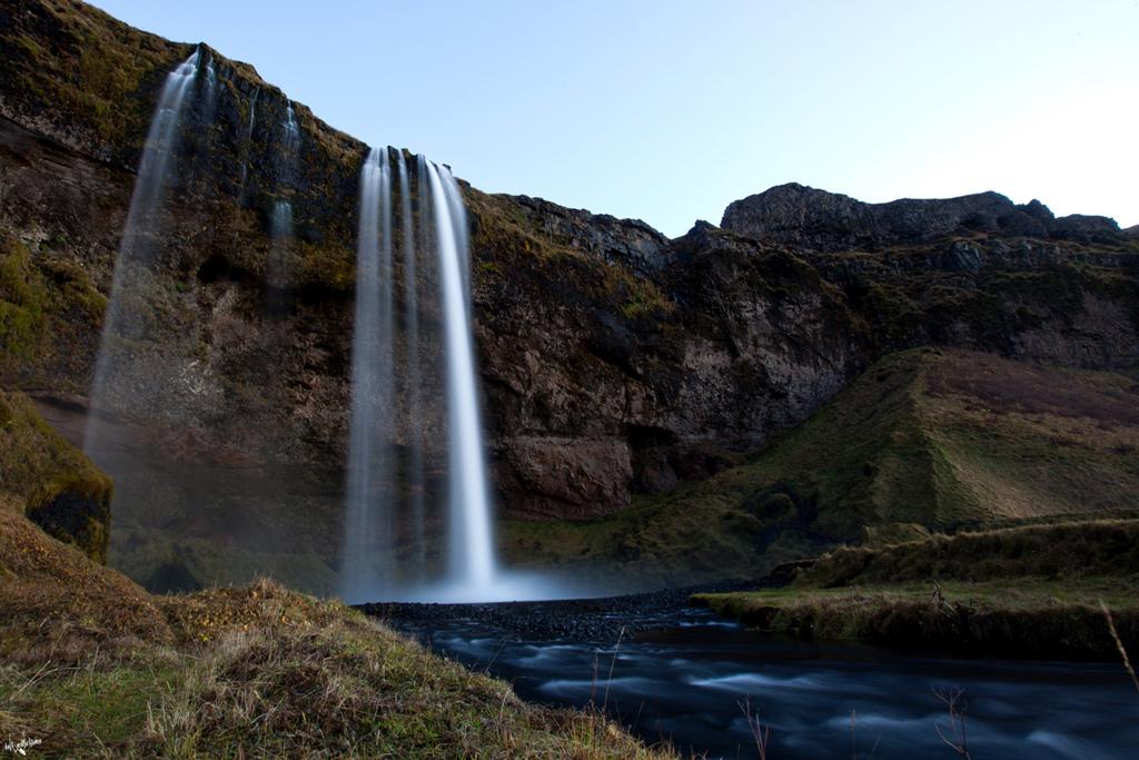 seljansfoss waterfall