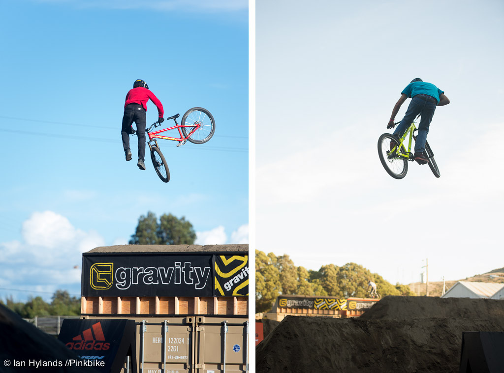 Whipping. Cam McCaul and Shane Trento.