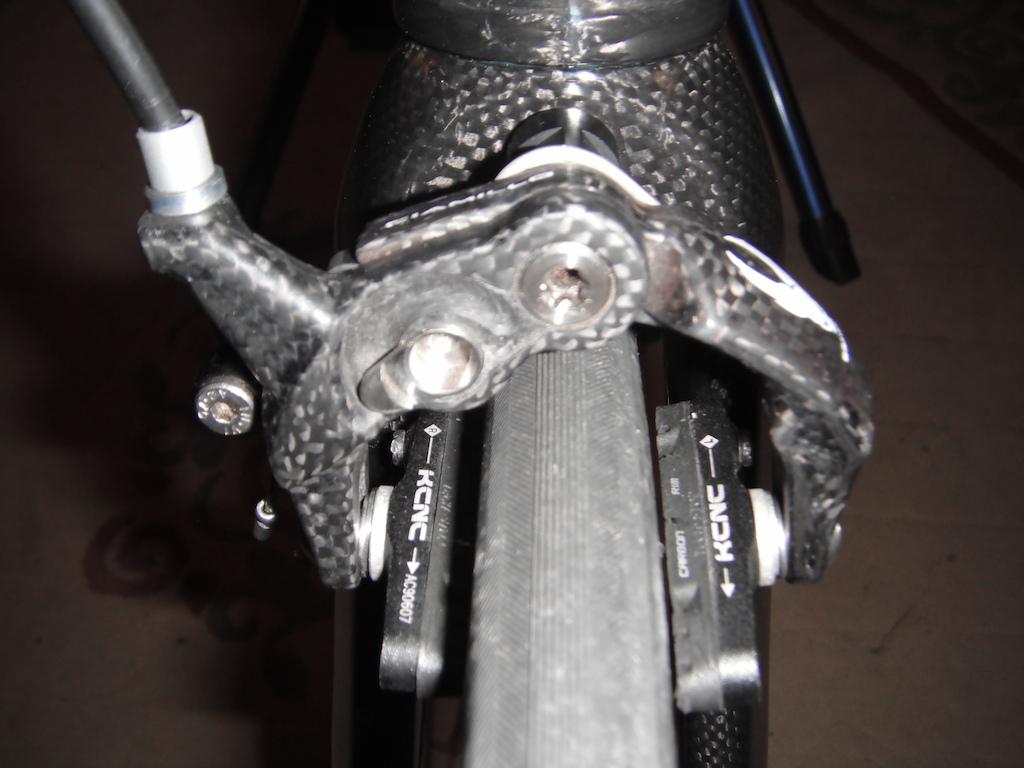 CIAMILLO Gravitas carbon brake
