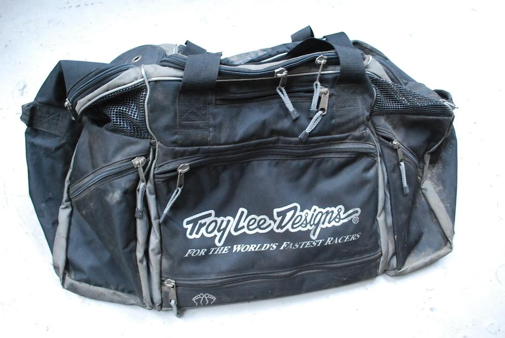 Troy Lee Large Kit Bag - Used.