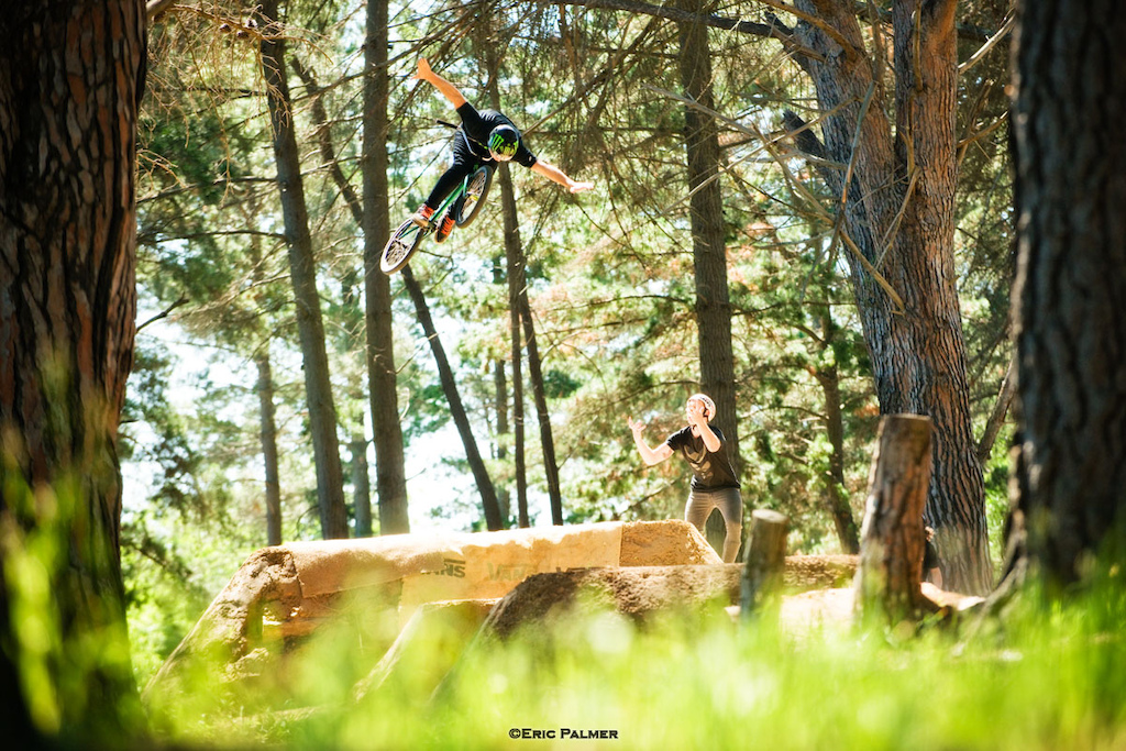 Happy Days to my stuntman/business partner.
