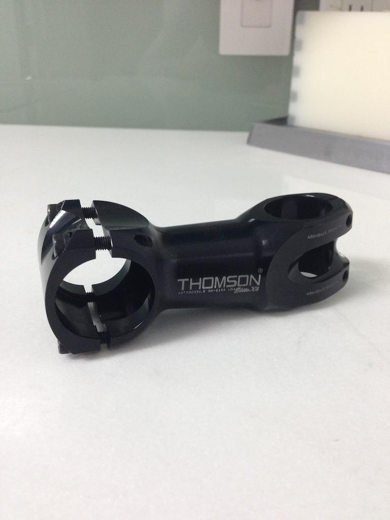 Thomson stem