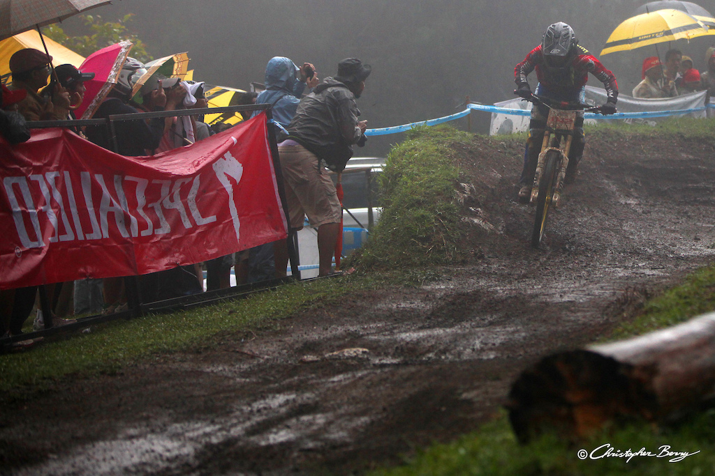 Specialized Asia Pacific Downhill Challenge 2012