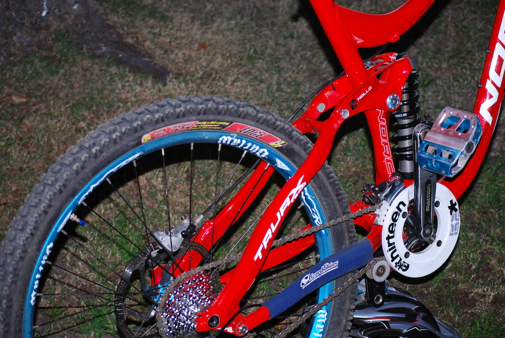 Josh\'s New Norco at Norco Truax Team fram in San Diego, California ...